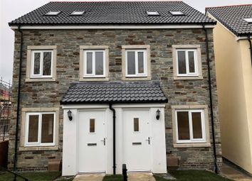 Thumbnail 3 bed property for sale in Granite Way, Liskeard