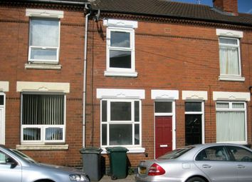 Thumbnail 2 bedroom terraced house to rent in Awson Street, Paradise, Coventry