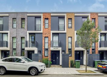 Hawthorne Crescent, Greenwich, London SE10. 4 bed terraced house for sale