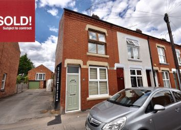 Thumbnail 2 bedroom end terrace house for sale in Goward Street, Market Harborough