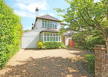 Thumbnail 4 bed detached house for sale in Brook Road, Loughton