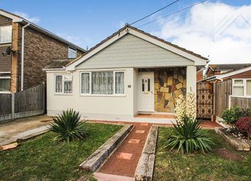 Thumbnail 3 bed bungalow for sale in Zelham Drive, Canvey Island