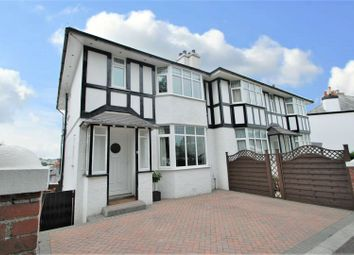 Thumbnail 4 bedroom semi-detached house for sale in Higher Compton Road, Hartley, Plymouth