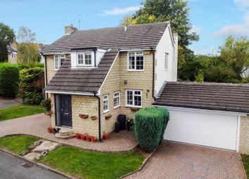 Thumbnail 4 bed link-detached house for sale in Stone Dale Close, Pool In Wharfedale, Otley