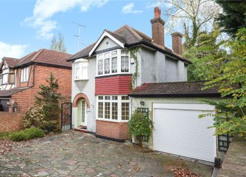 Thumbnail 3 bed detached house for sale in Sevenoaks Way, Orpington
