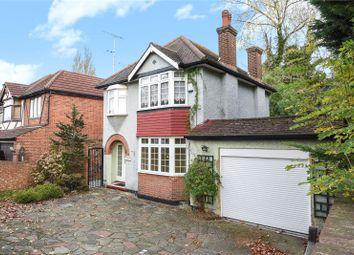 Thumbnail 3 bedroom detached house for sale in Sevenoaks Way, Orpington