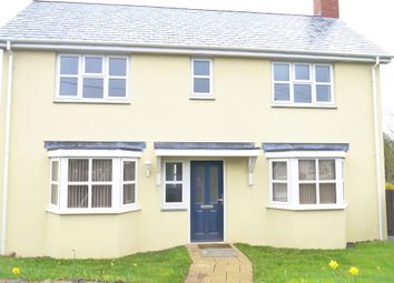 Thumbnail 3 bed detached house to rent in Chittlehamholt, Umberleigh