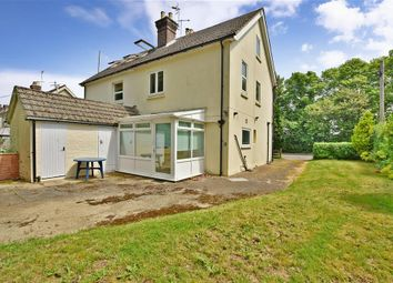 Thumbnail 3 bed semi-detached house for sale in Redehall Road, Smallfield, Surrey