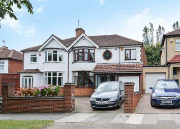 Thumbnail 4 bedroom semi-detached house for sale in Wolverhampton Road South, Quinton, Birmingham