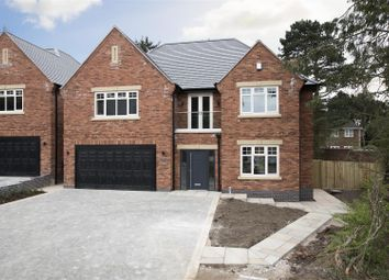 Thumbnail 5 bedroom detached house for sale in Fairlands Park, Off Kenilworth Road, Coventry