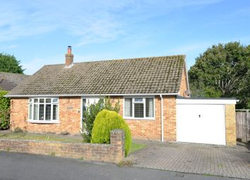 Thumbnail 2 bed detached bungalow for sale in Widden Close, Sway, Lymington