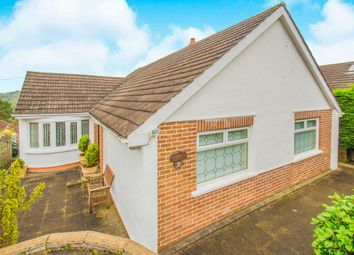 Thumbnail 3 bed detached bungalow for sale in Highfield Road, Pontllanfraith, Blackwood