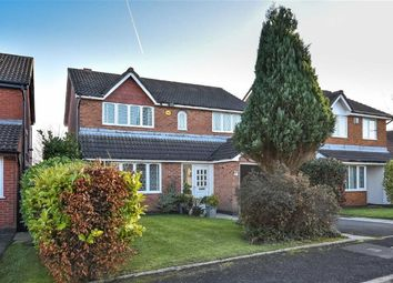 Thumbnail 4 bed detached house for sale in Highmeadow, Manchester