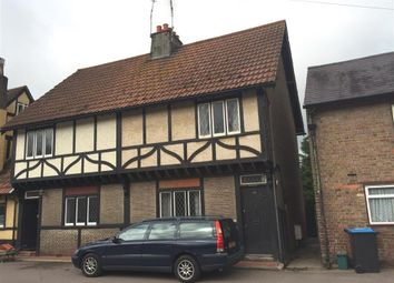 Thumbnail 2 bed semi-detached house to rent in Trooper Road, Aldbury, Tring