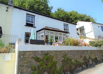 Thumbnail 4 bed cottage for sale in Landaviddy Lane, Polperro, Looe