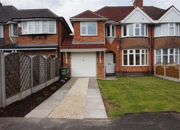 Thumbnail 4 bedroom semi-detached house for sale in Elmfield Road, Castle Bromwich, Birmingham