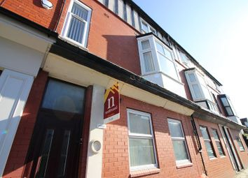 Thumbnail 4 bed flat to rent in Flat 2, 32 Gordon Street, Southport