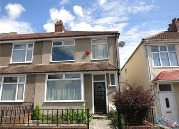 Thumbnail 4 bed semi-detached house to rent in Keys Avenue, Horfield, Bristol