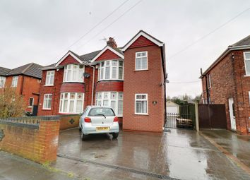 Thumbnail Semi-detached house for sale in Lloyds Avenue, Scunthorpe