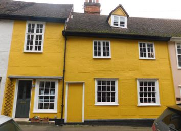 Thumbnail 3 bed terraced house for sale in King William Street, Needham Market, Ipswich
