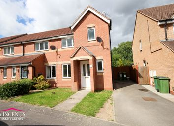 Thumbnail 3 bed semi-detached house to rent in Vyner Close Thorpe Astley, Leicester