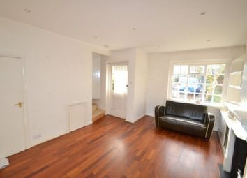 Thumbnail 3 bed cottage to rent in Wordsworth Walk, London