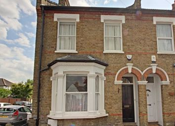 Thumbnail 3 bedroom end terrace house for sale in Manor Road, Enfield