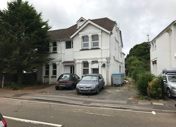 Thumbnail Block of flats for sale in 4 Richmond Park Crescent, Charminster, Bournemouth