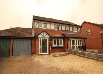 Thumbnail 3 bed semi-detached house for sale in Sandown Drive, Chippenham