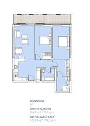 Thumbnail 2 bed flat for sale in Pearce House, Battersea, Nine Elms, London