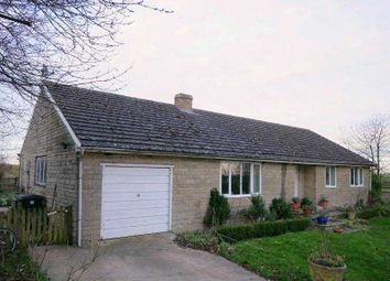 Thumbnail 3 bed bungalow to rent in Stow Road, Baunton, Cirencester