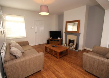 Thumbnail 3 bed terraced house to rent in St. Johns Road, Edlington, Doncaster
