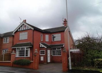 Thumbnail 3 bed detached house for sale in New Road, Bignall End, Stoke-On-Trent, Staffordshire