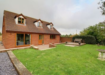 Thumbnail 4 bed detached house for sale in Town Street, South Killingholme, Immingham
