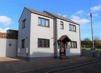 Thumbnail 3 bed detached house for sale in Lower Lamphey Road, Pembroke