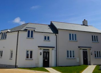 Thumbnail 2 bed semi-detached house for sale in Soldon Close, Padstow