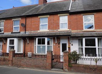 Thumbnail 2 bed terraced house for sale in Bilston Villas, Chard
