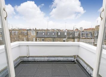 Thumbnail 3 bed flat to rent in Moreton Terrace, London