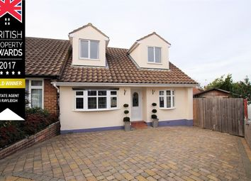 Thumbnail 4 bed semi-detached house for sale in Leslie Close, Leigh-On-Sea