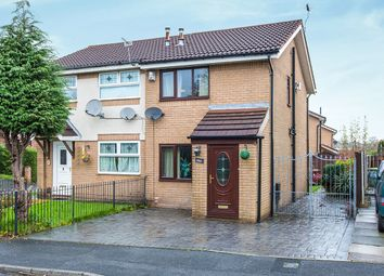 Thumbnail 2 bed semi-detached house for sale in Ronaldsway, Ribbleton, Preston