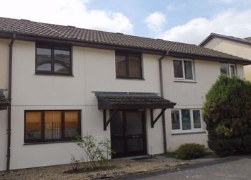 Thumbnail 2 bed terraced house to rent in Watersedge Close, St Austell, Cornwall