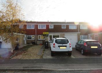 Thumbnail 3 bedroom terraced house for sale in Tansley Moor, Swindon