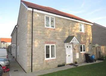 Thumbnail 3 bed end terrace house for sale in Orchid Way, Writhlington, Radstock