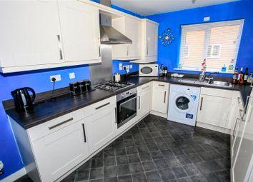 Thumbnail 3 bed detached house for sale in Violeta Crescent, Cardea, Peterborough