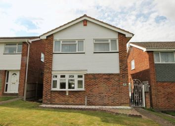 Thumbnail 3 bed detached house for sale in Stonechat Avenue, Abbeydale, Gloucester