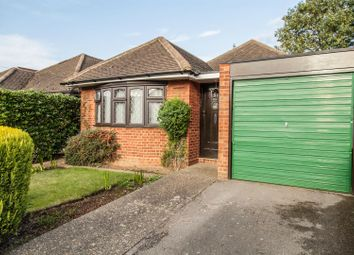 Thumbnail 3 bed detached bungalow for sale in Rushdene Road, Brentwood