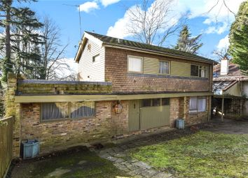 Thumbnail 3 bed detached house for sale in The Drive, Rickmansworth, Hertfordshire