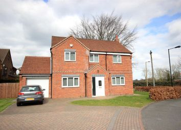 Thumbnail 3 bed detached house for sale in Travis Close, Hatfield, Doncaster