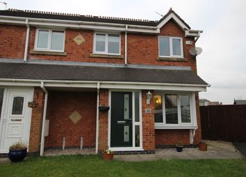 Thumbnail 3 bed semi-detached house for sale in Rye Gardens, Blackburn