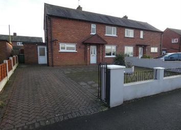 Thumbnail 3 bed semi-detached house for sale in Lovers Lane, Longtown, Carlisle